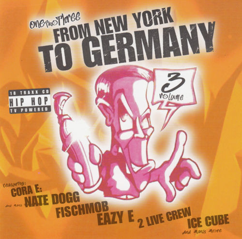 One Two Three From New York To Germany Volume 3